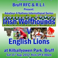 Rugby League International Four-Nations Amateur Series