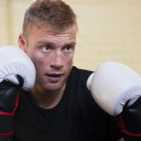 Freddie Flintoff Goes Pro