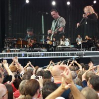 Bruce Springsteen in Limerick's Thomond Park