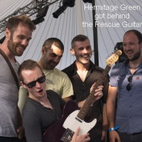 Music in Limerick and the Rescue Guitar