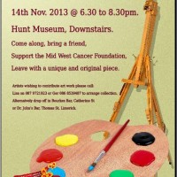 Art for Cure Limerick - In Support of the Mid-West Cancer Foundation